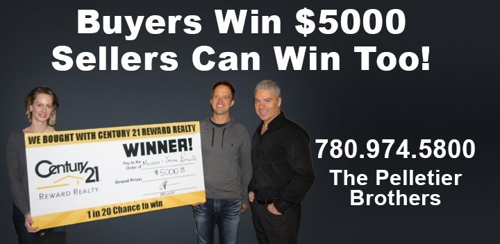 CENTURY 21 Reward Realty Contest Winner