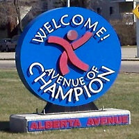 Alberta Avenue Edmonton - The Avenue of Champions