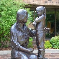 Visual Arts - Statues - St. Albert Alberta