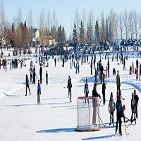 Winter Fun St. Albert Alberta