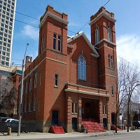 McDougall United Church - Edmonton