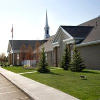 The Church Of Jesus Christ Of Latter-Day Saints, North Stake Centre - Canossa North West Edmonton